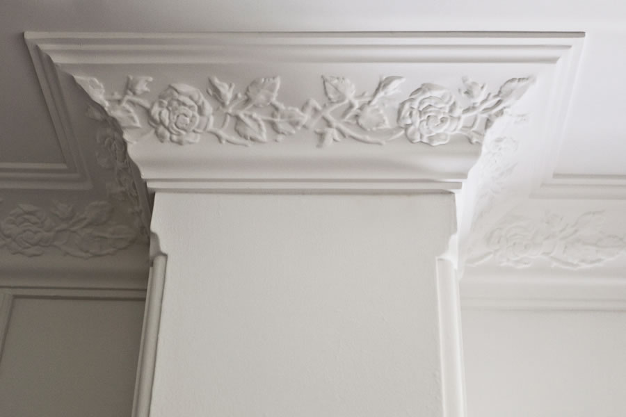 french cornice